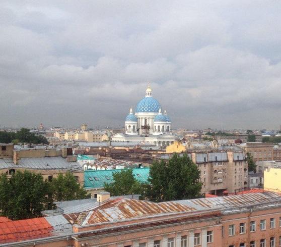 Из Петербурга в Будапешт - теперь прямым рейсом