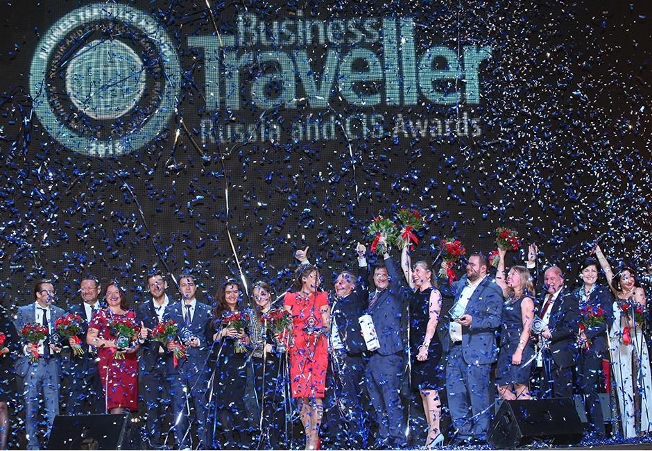 Лучшие направления делового туризма по версии Business Traveller Russia and CIS Awards 2017