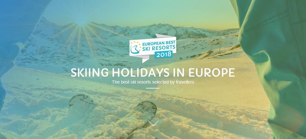Топ-15 лучших горнолыжных курортов Европы
