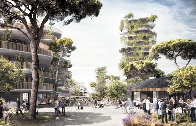 Уникальный экоквартал будет построен в Валенсии