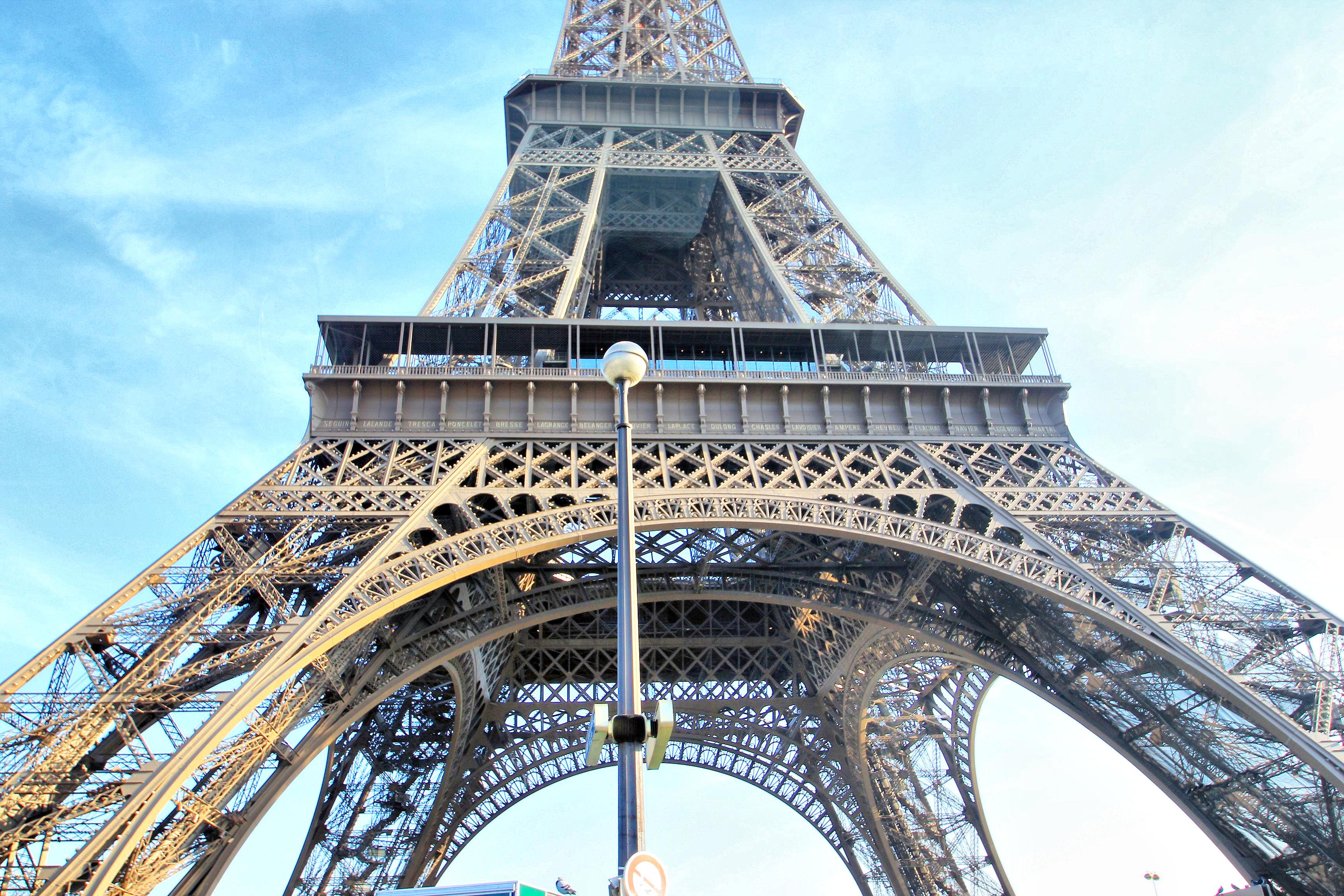 Поездка в Париж - максимальный комфорт при минимальном бюджете