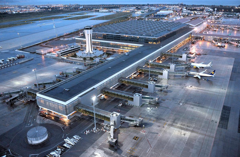 Аэропорт Малага - как найти свой багаж
