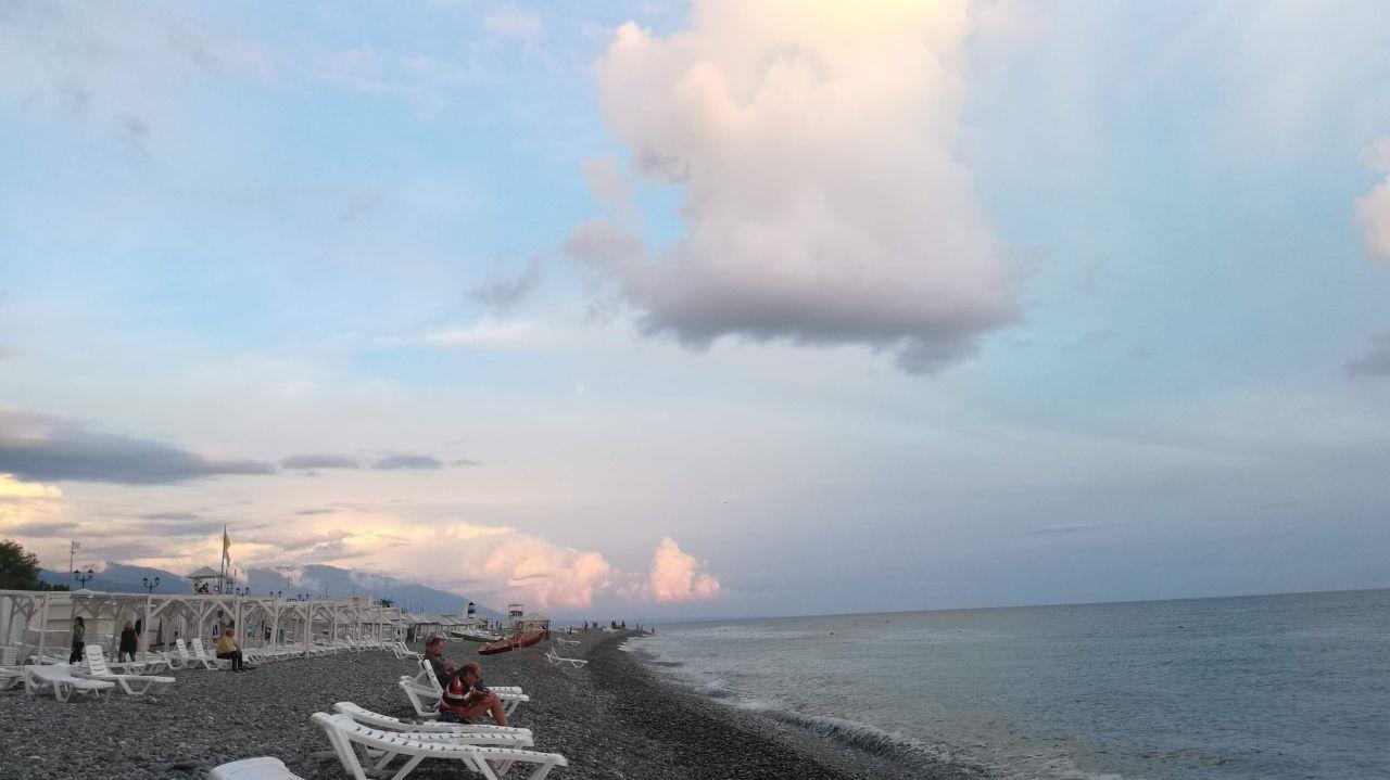 С каждым годом в России становится всё больше пляжей, получивших Голубой флаг