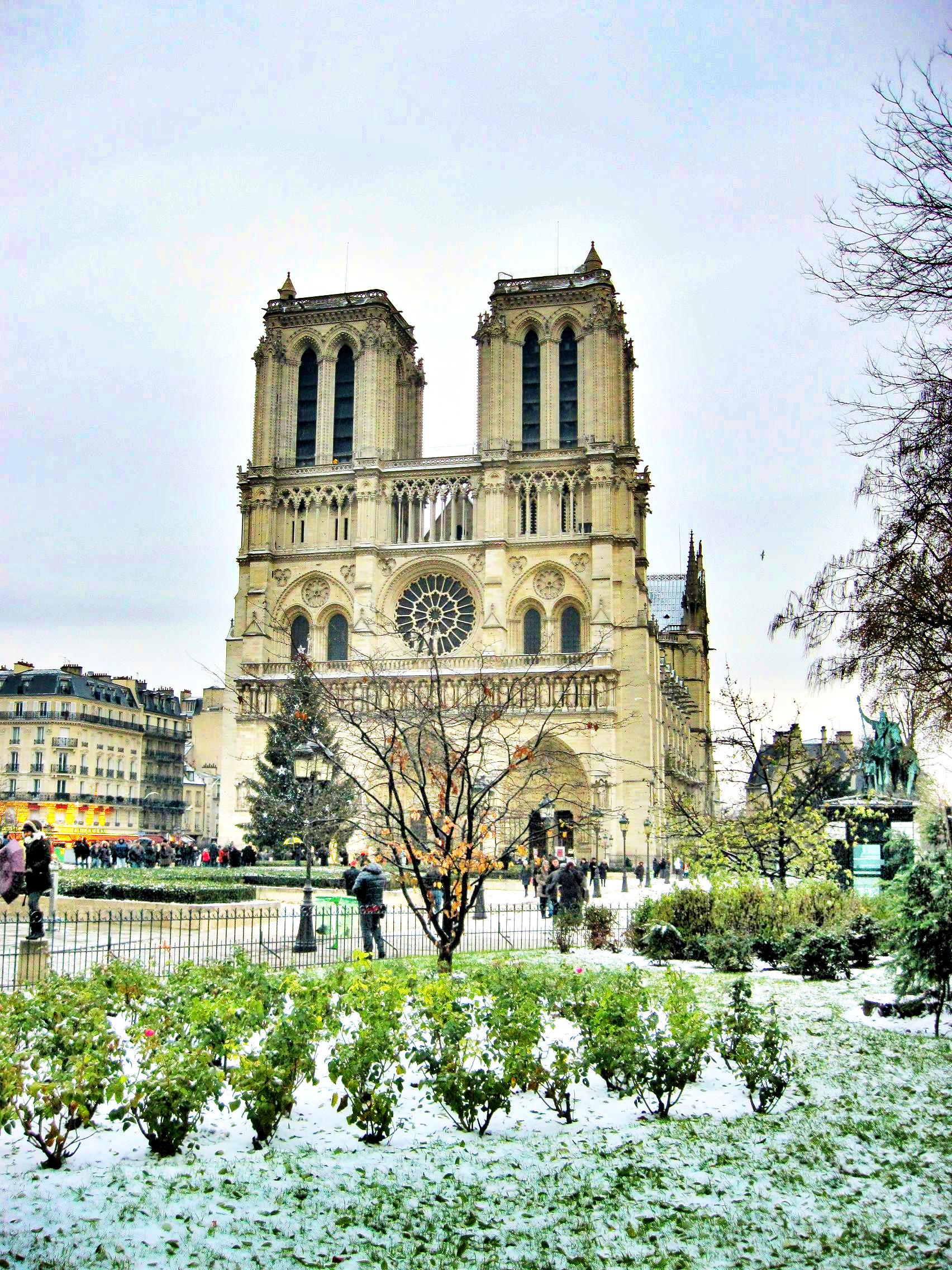 Париж за два дня или выходные в Париже