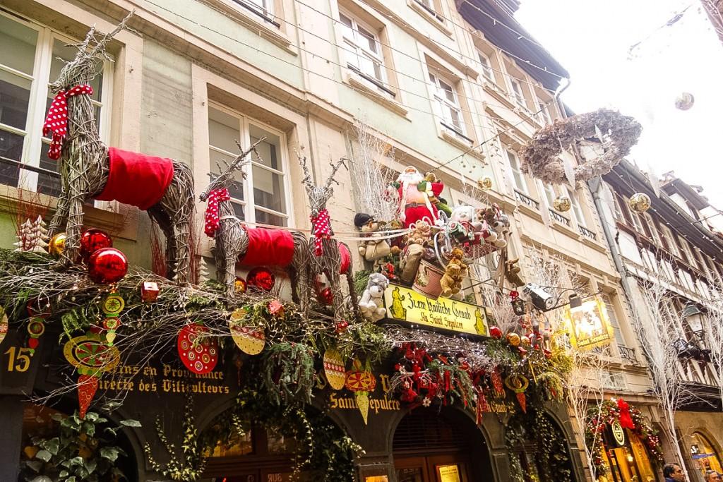 Рождество в Страсбурге 2