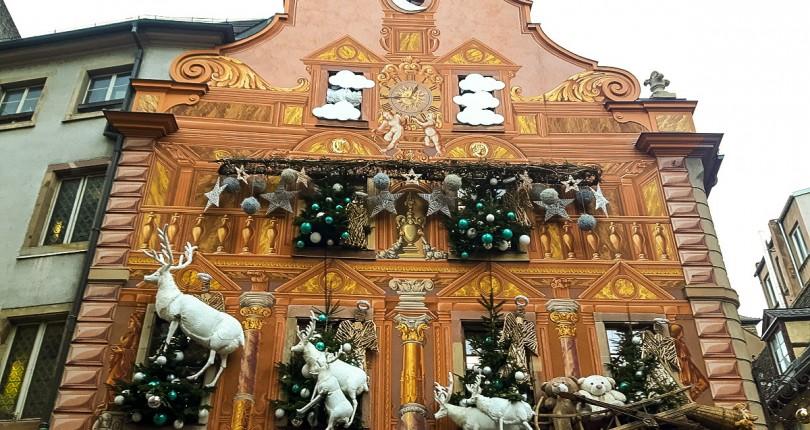 Гастрономический экстаз или Рождество в Страсбурге