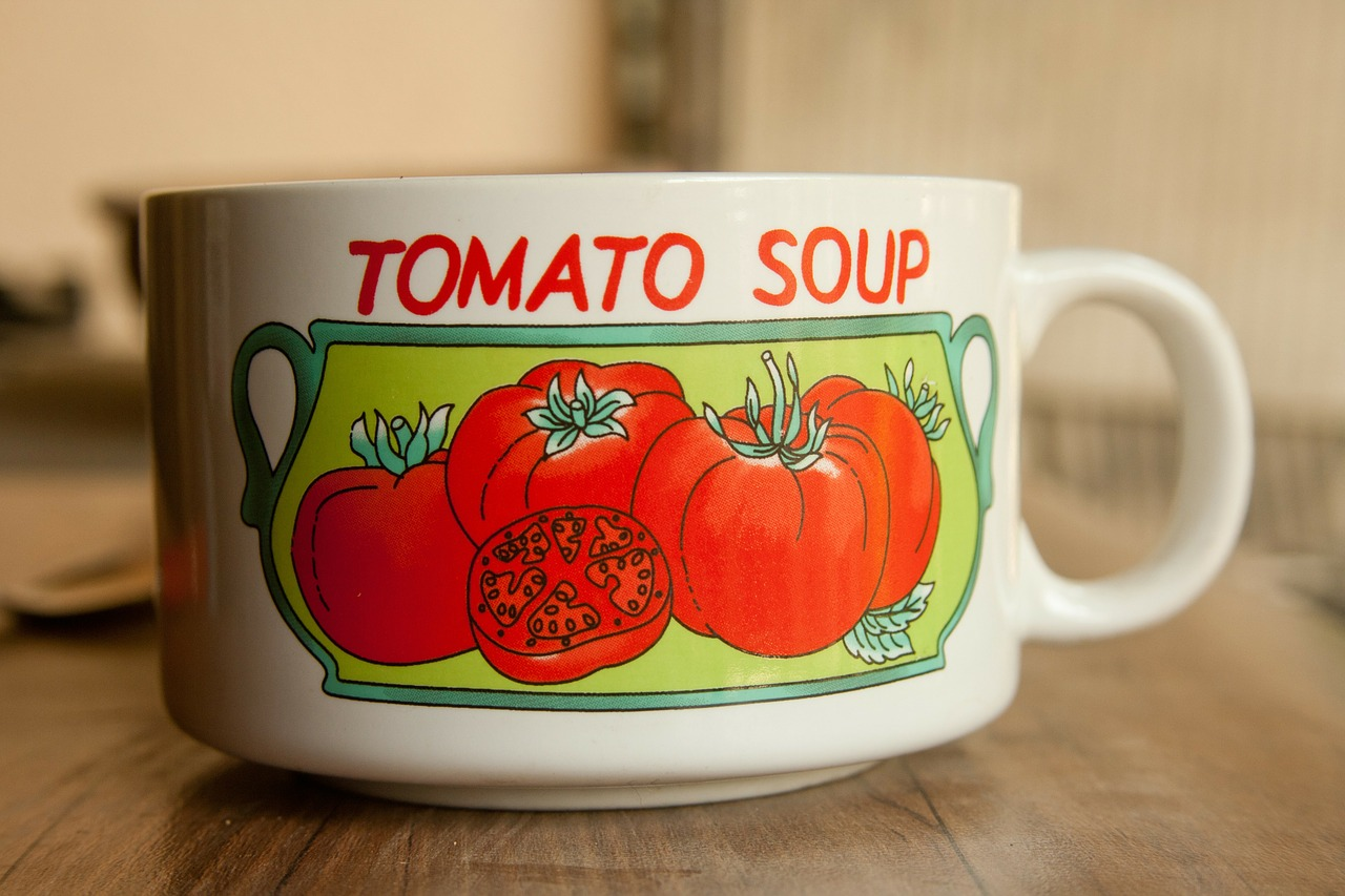 Томатный суп или томатный сок?  Рецепт с фото