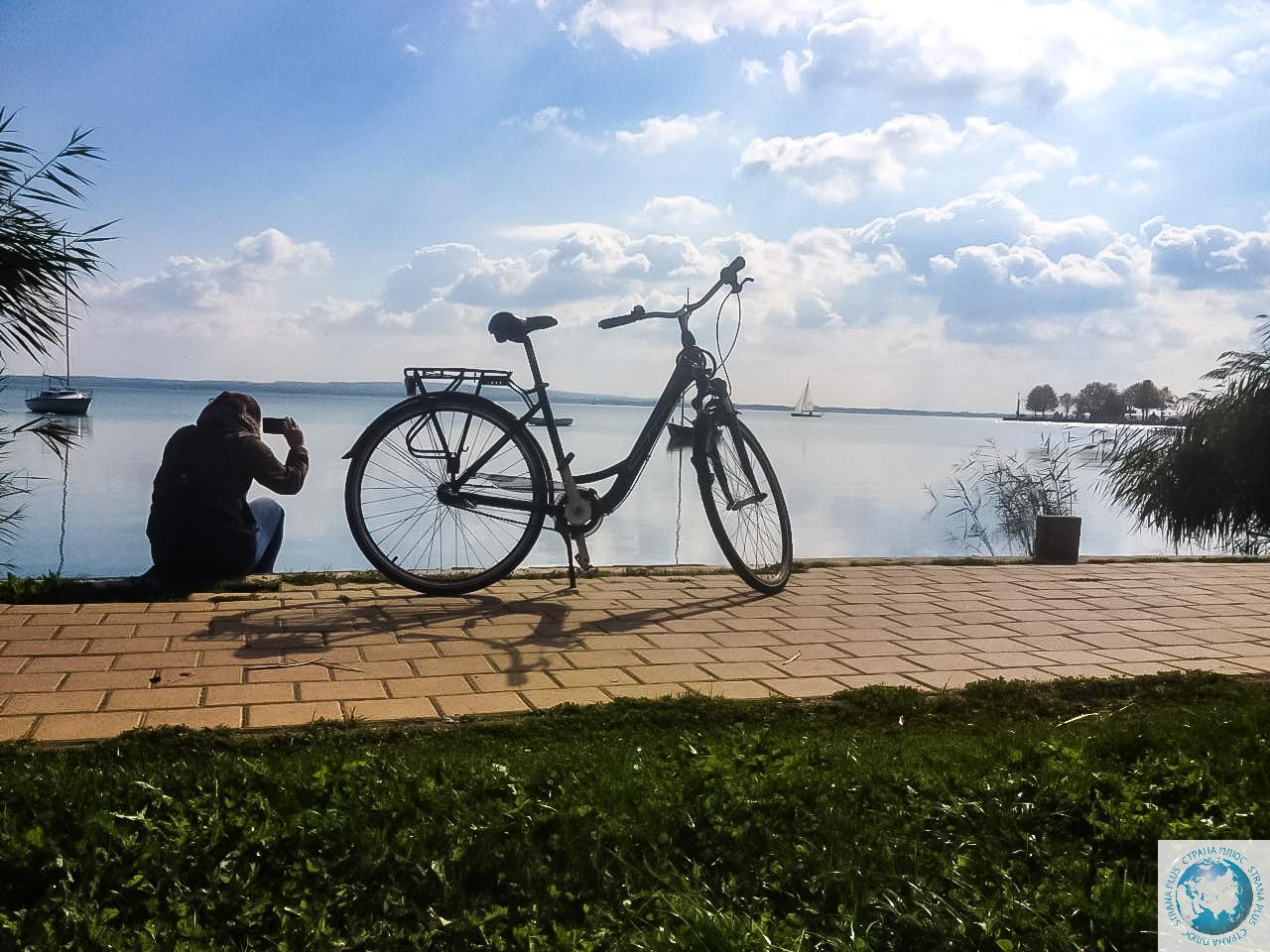 Кестхей и озеро Балатон – по окрестностям Хевиза на велосипеде