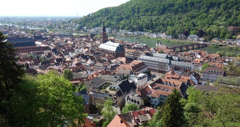 Гейдельберг – город философов, студентов и средневековой романтики